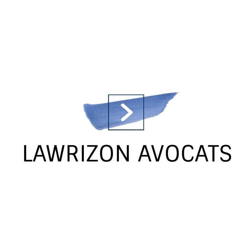 the Lawrizon Avocats logo.