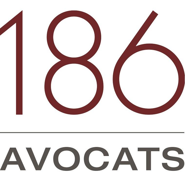 the 186 Avocats logo.