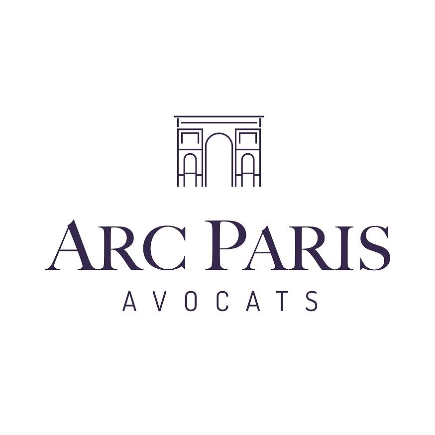the Arc Paris Avocats logo.