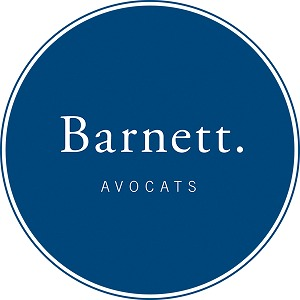 the Barnett Avocats logo.