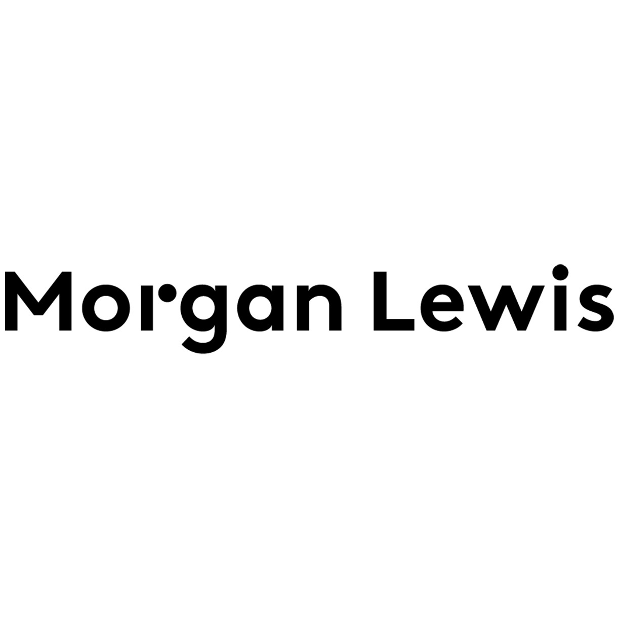 the Morgan Lewis logo.