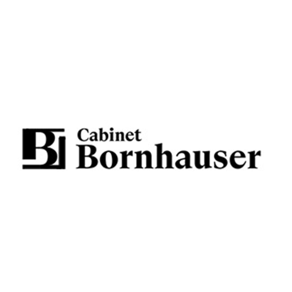 the Cabinet Bornhauser logo.