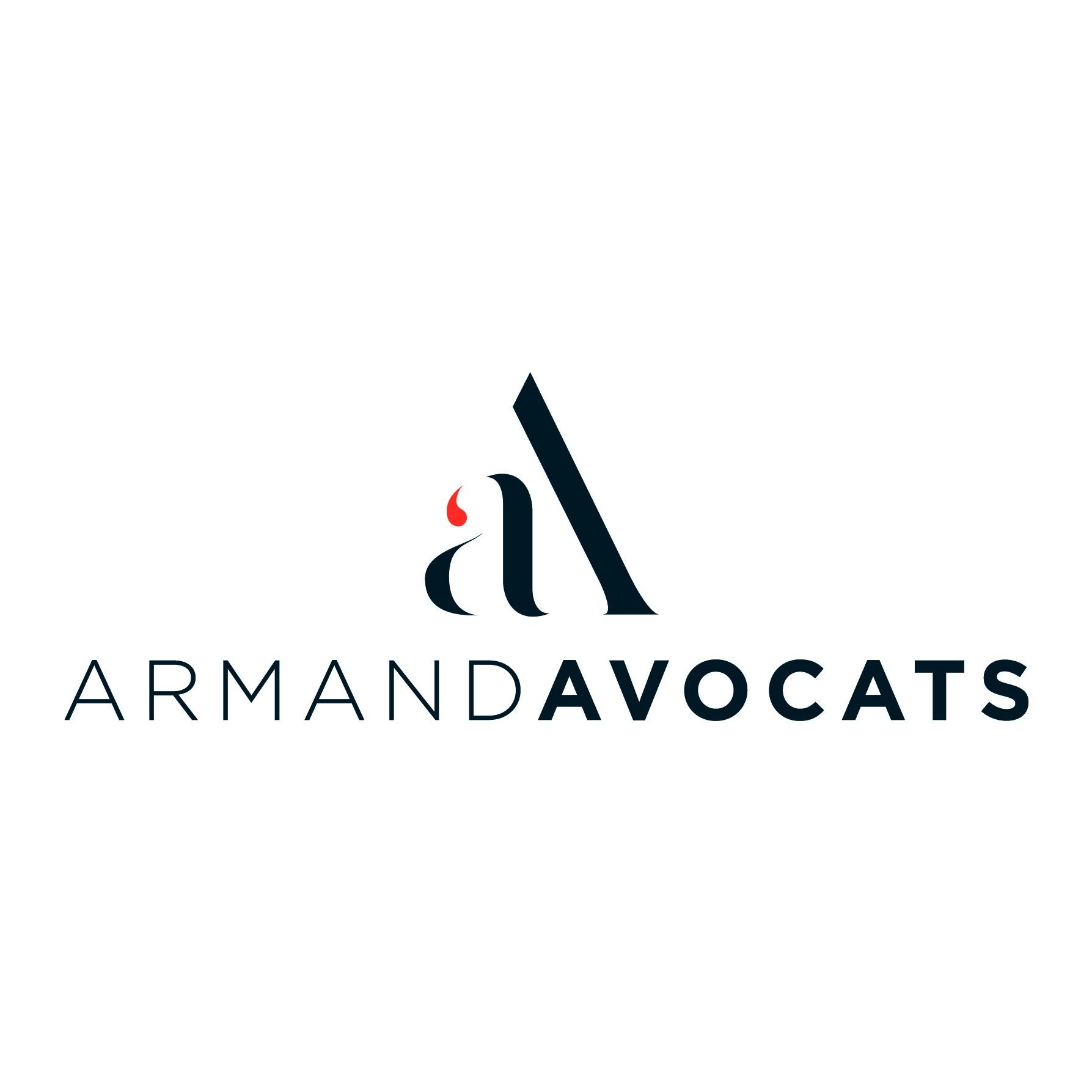 the Armand Avocats logo.