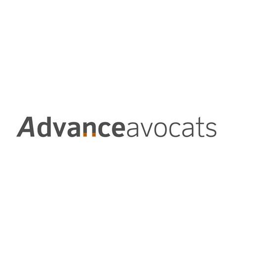 the Advance Avocats logo.
