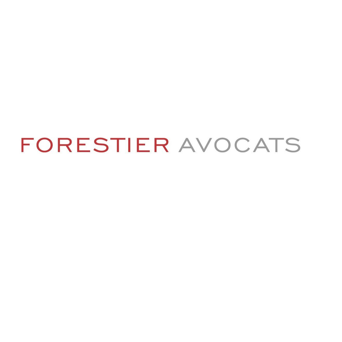 the Forestier Avocats logo.