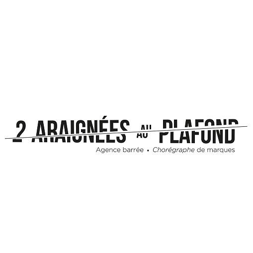 the 2 araignées au plafond logo.