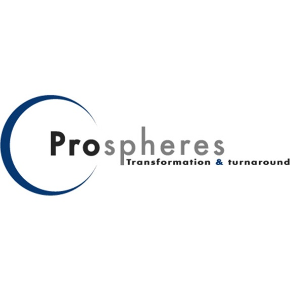 the Prosphères logo.