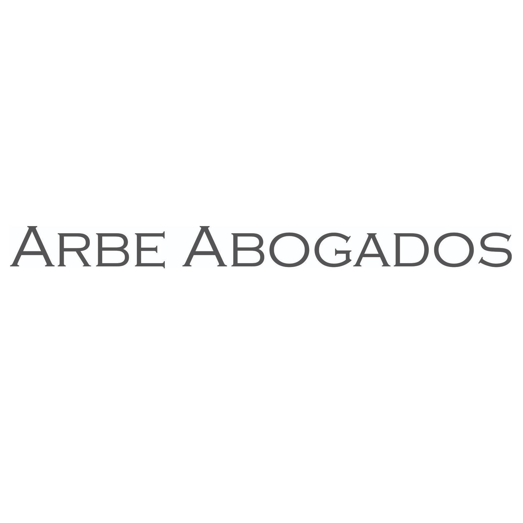 the Arbe Abogados logo.