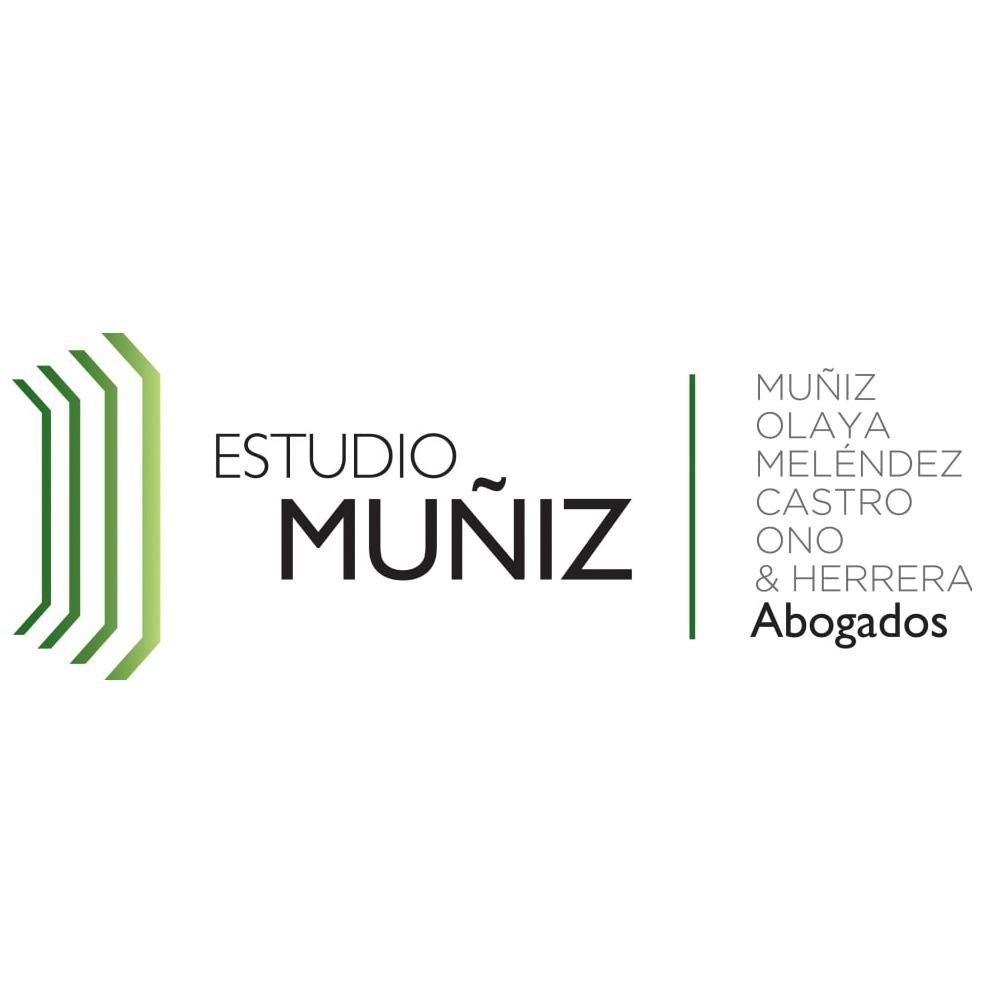 the Muñiz Olaya Melendez Castro Ono & Herrera Abogados logo.