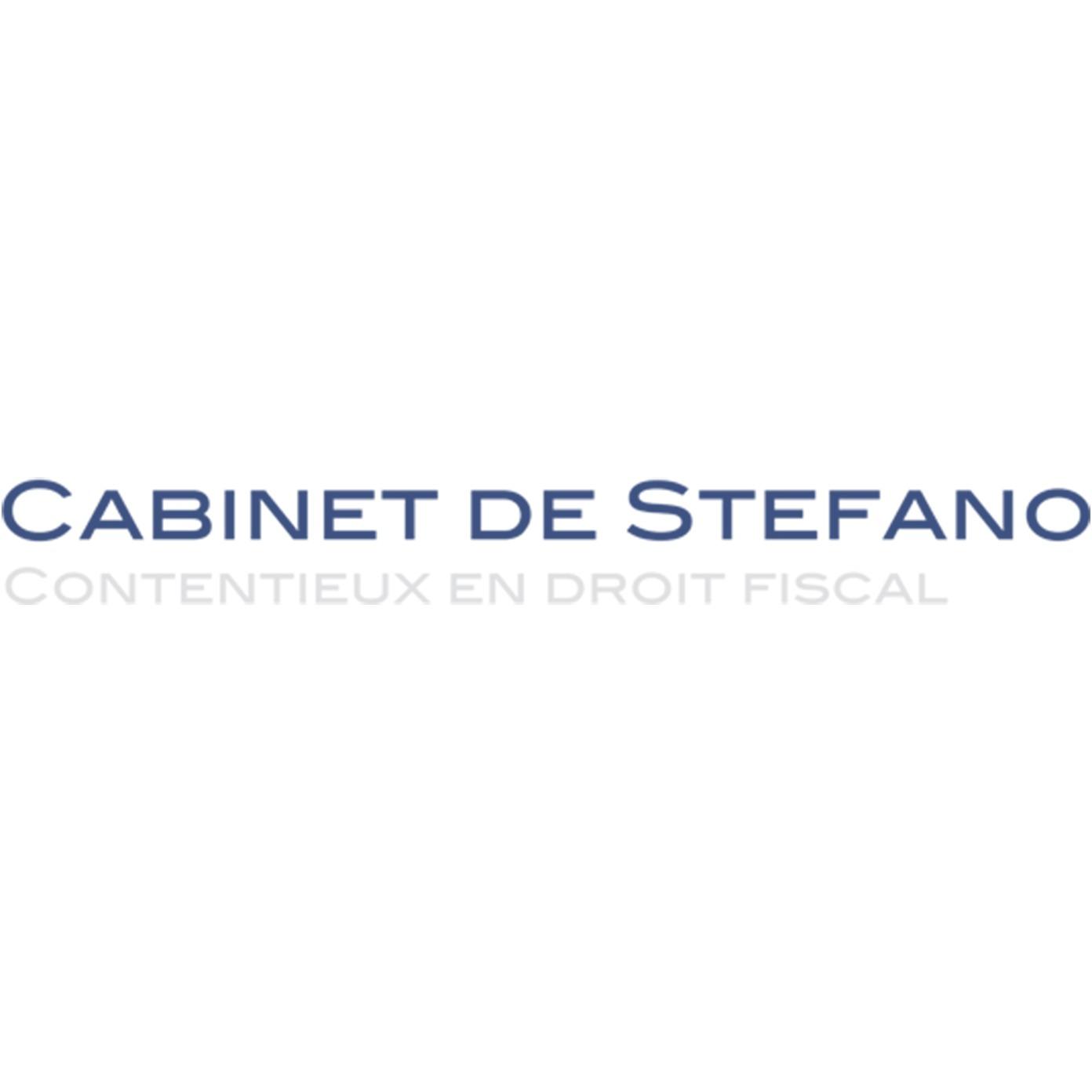 the Cabinet De Stefano logo.