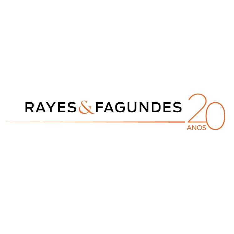 the Rayes & Fagundes Advogados Associados logo.