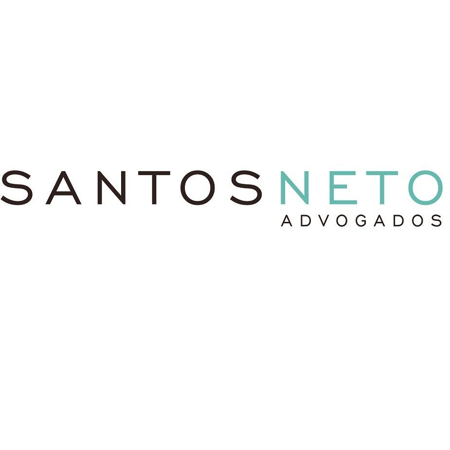 the Santos Neto Advogados logo.