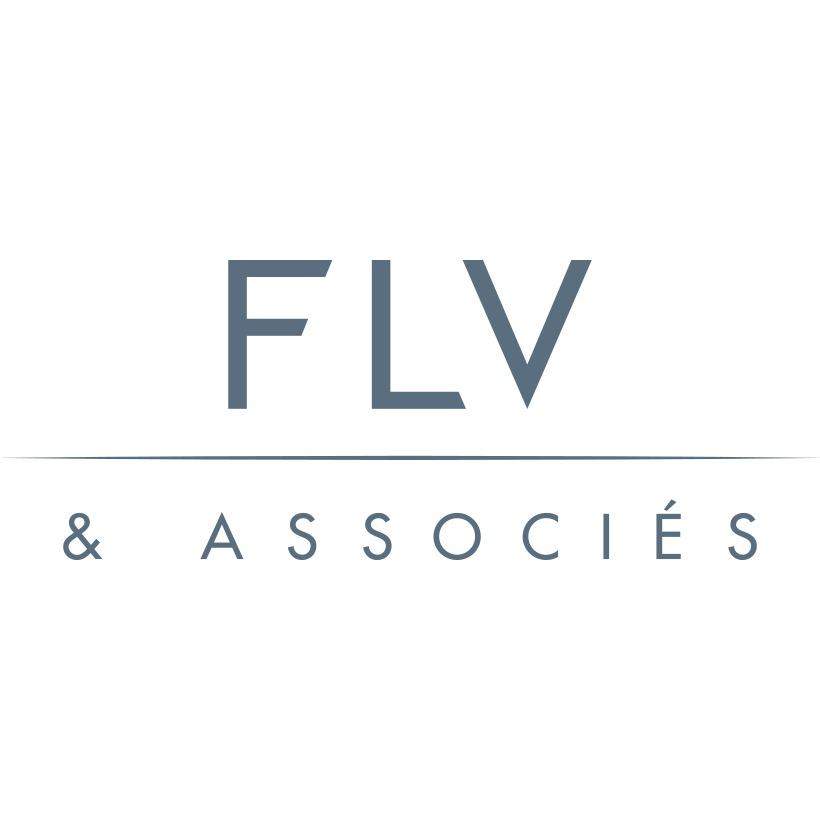 the FLV & Associés logo.