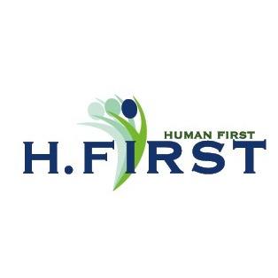the Human First logo.