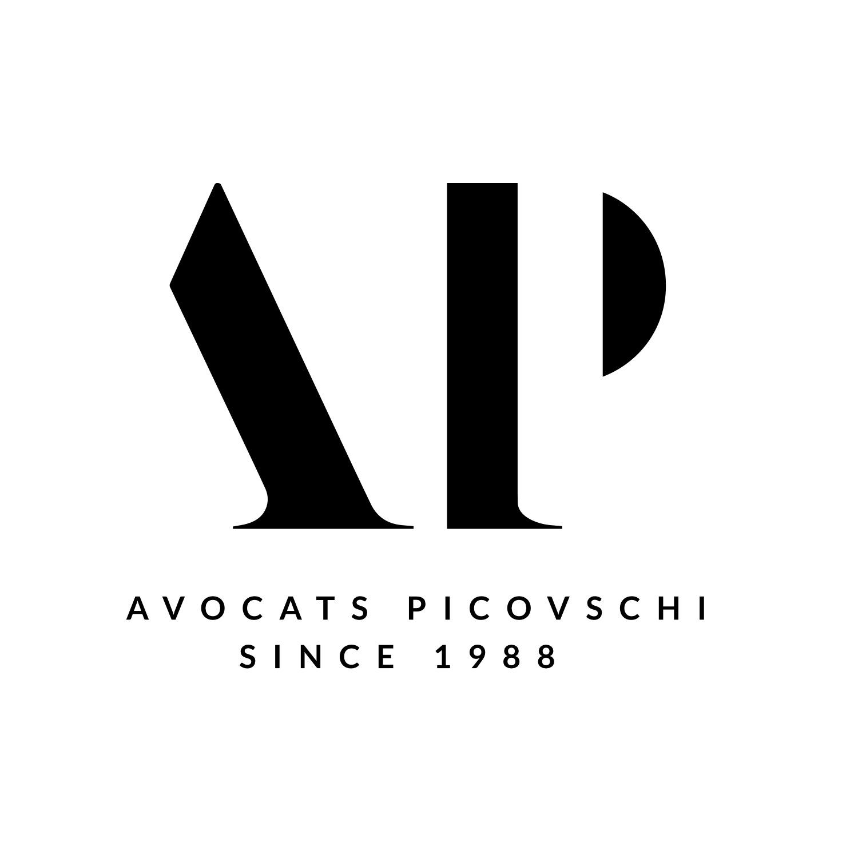 the Avocats Picovschi logo.