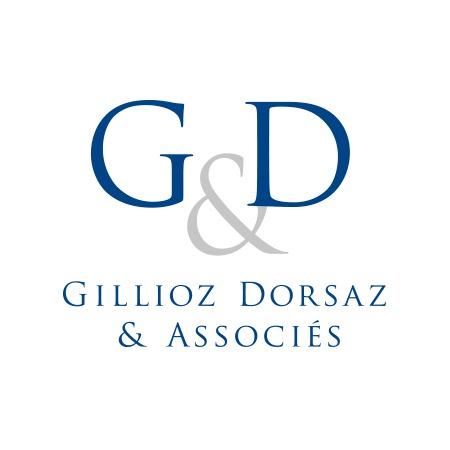 the Gillioz Dorsaz & Associés logo.
