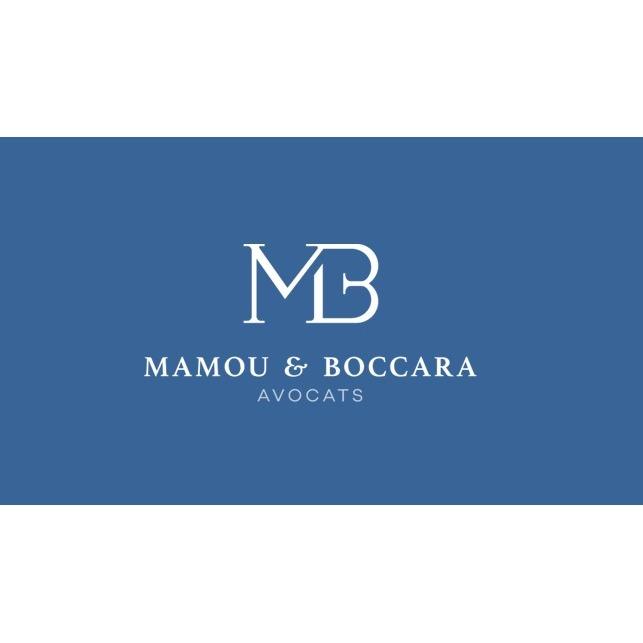 the Mamou & Boccara logo.