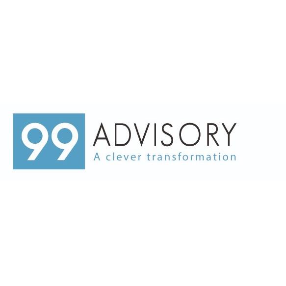 the 99 Advisory logo.