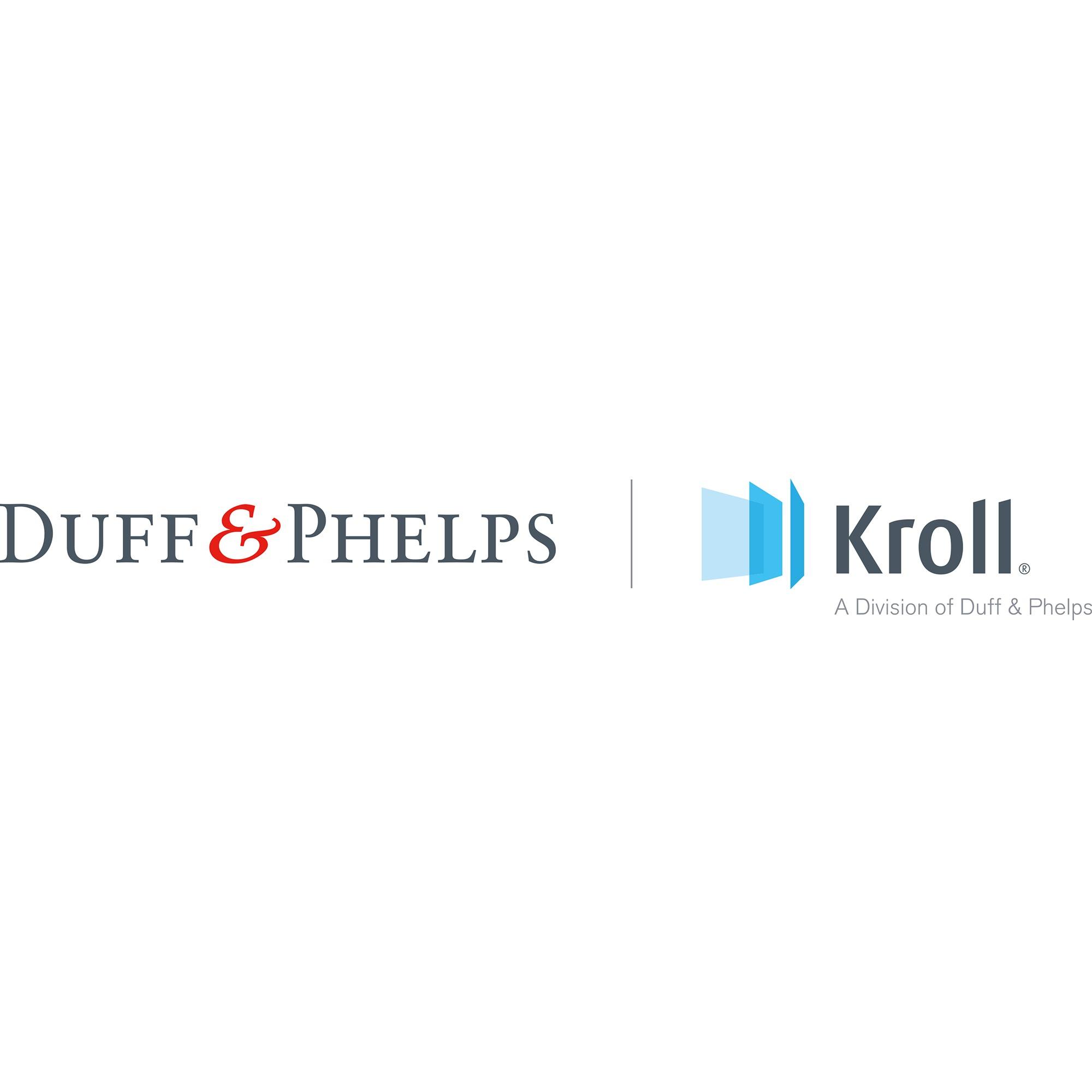 the Duff & Phelps Kroll logo.
