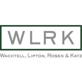 the Wachtell, Lipton, Rosen & Katz logo.