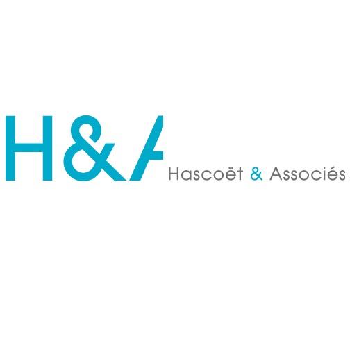 the Hascoët  & Associés logo.
