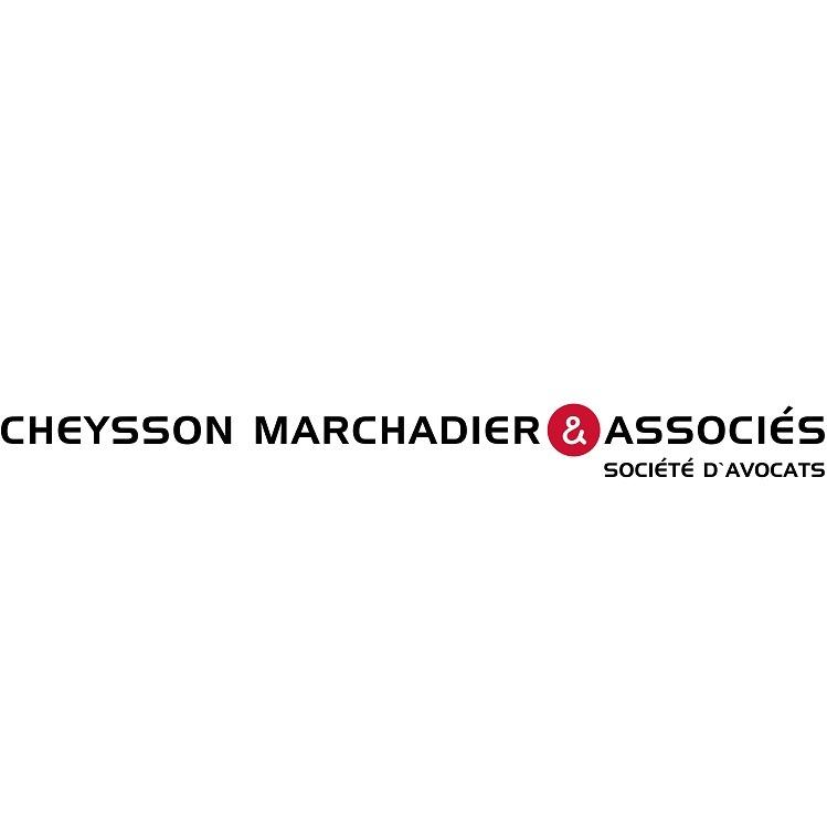 the Cheysson Marchadier & Associés logo.