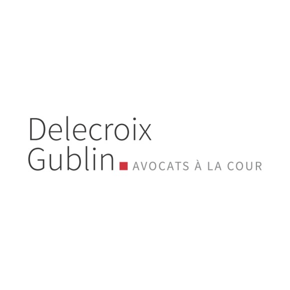 the Delecroix Gublin logo.