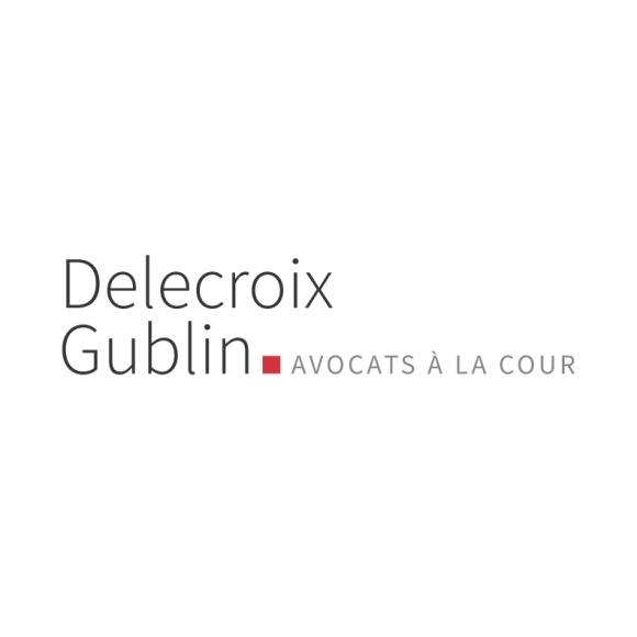 the Delecroix Gublin logo.