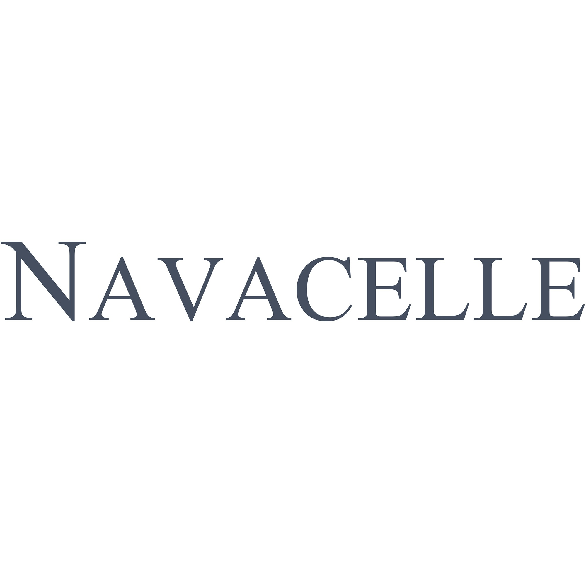 the Navacelle logo.