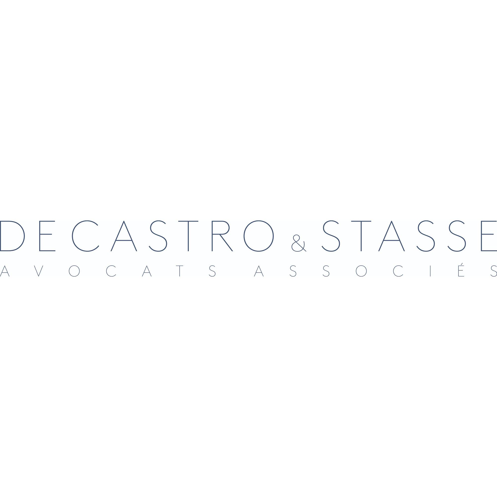 the De Castro & Stasse logo.