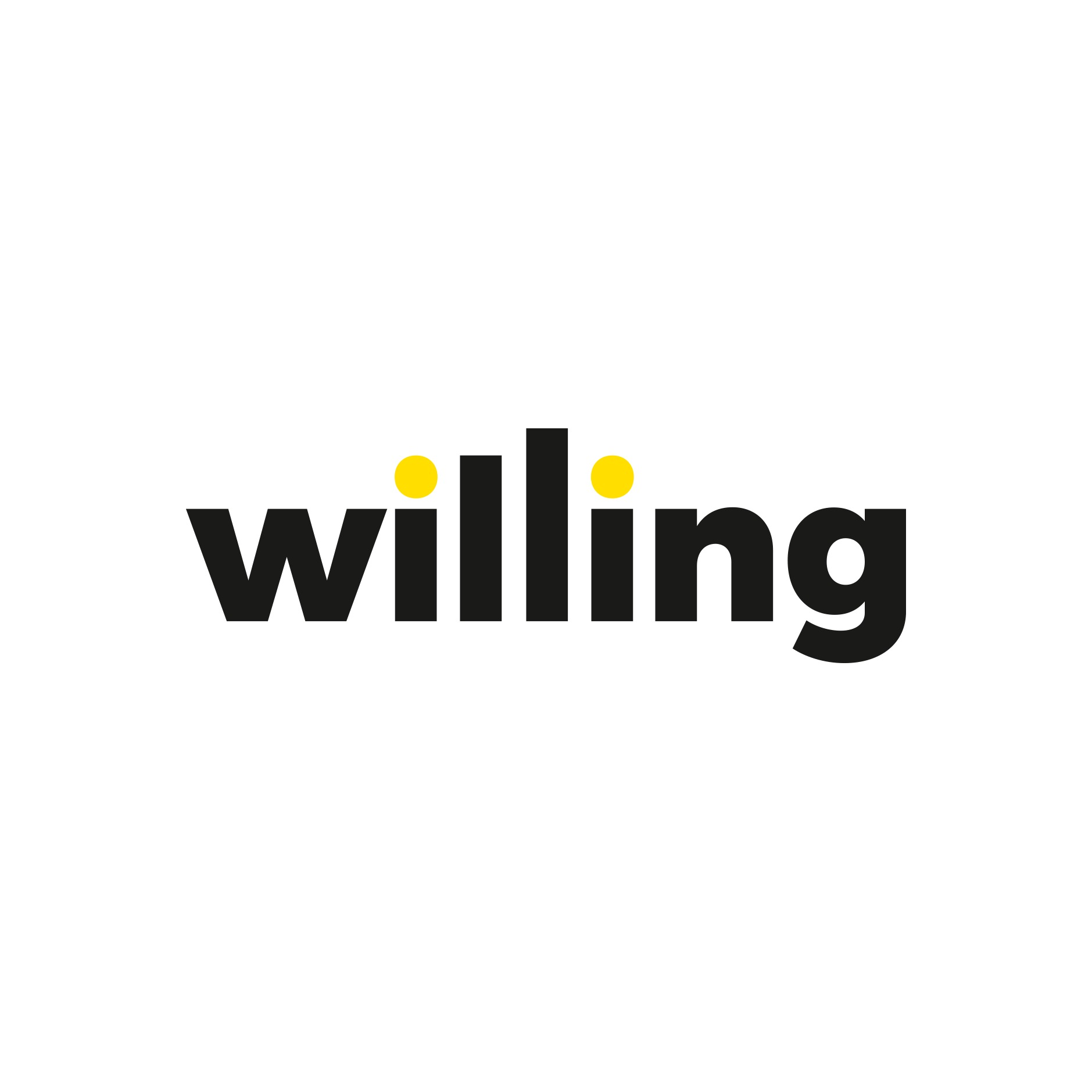 the Willing logo.