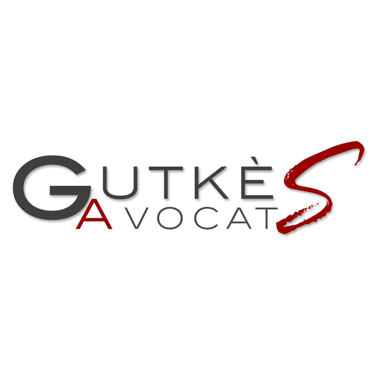 the Gutkès Avocats logo.