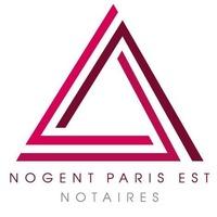 the NOGENT PARIS EST, Notaires logo.