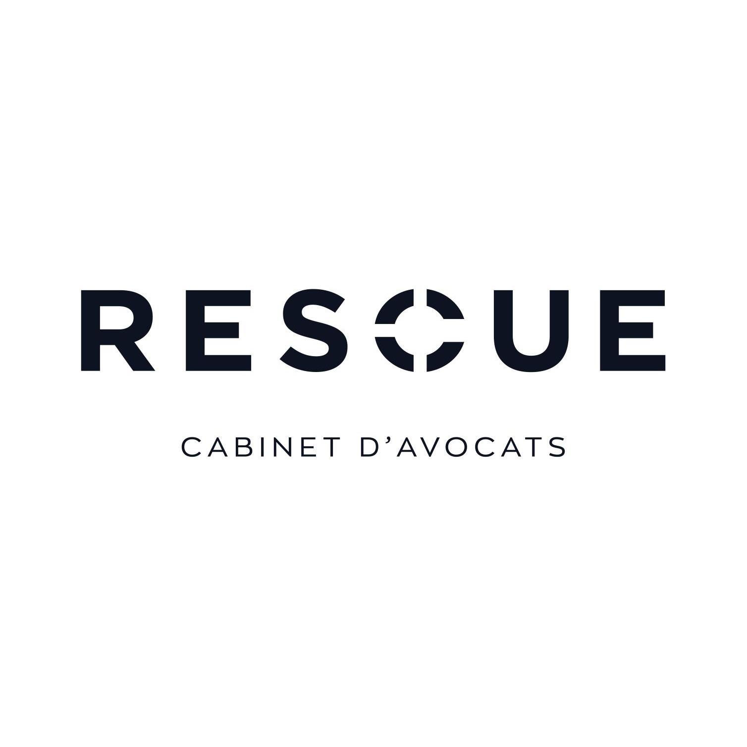 the Rescue logo.