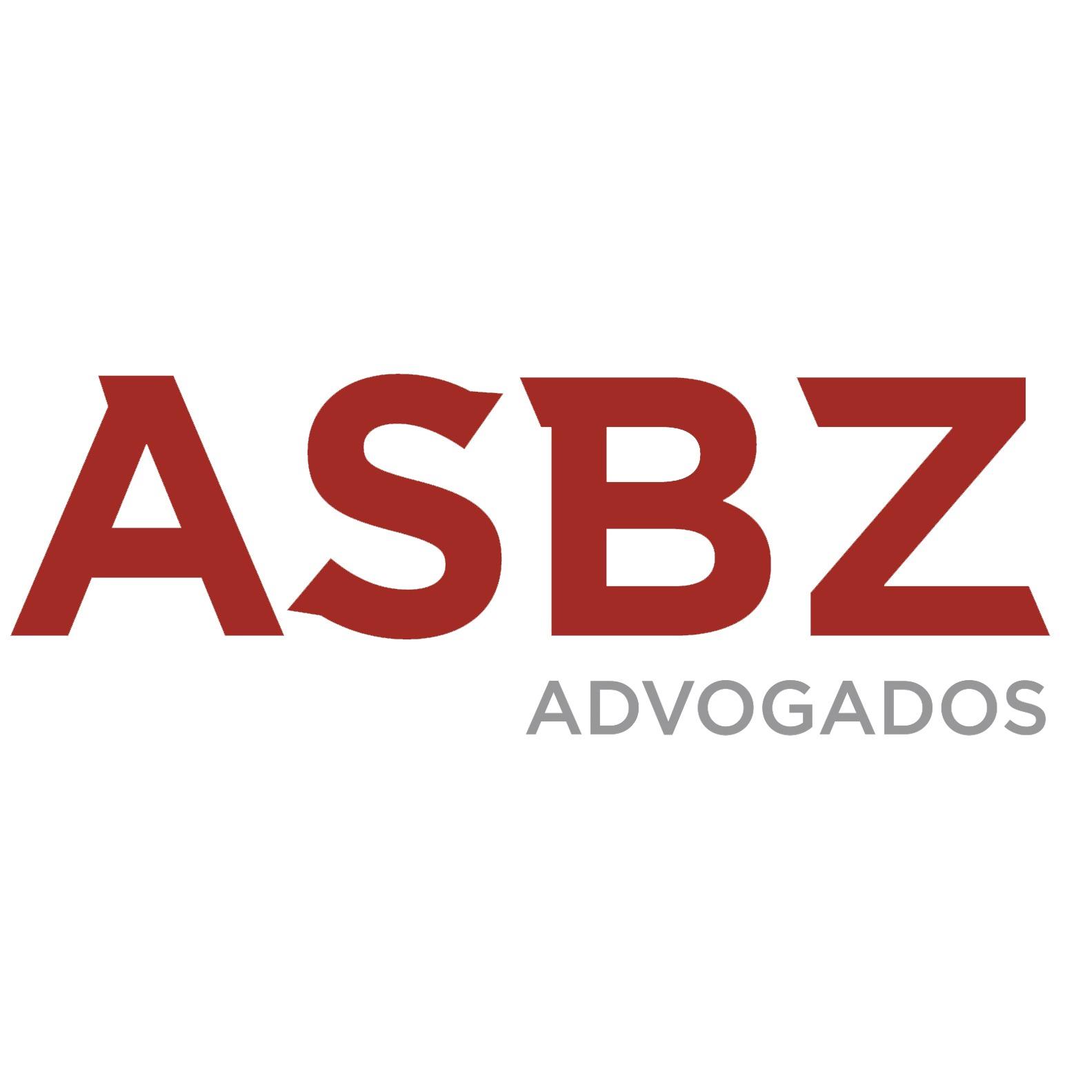 the ASBZ Advogados logo.
