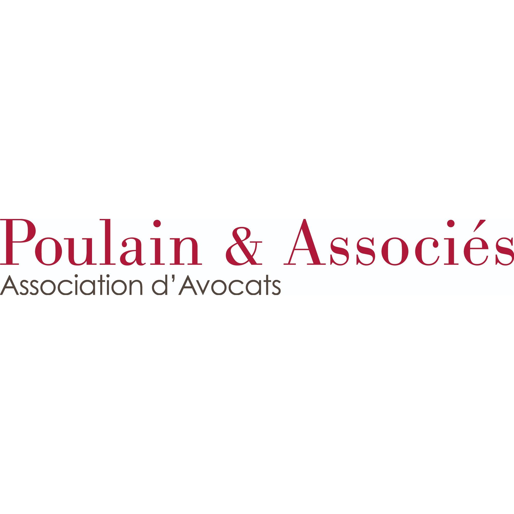 the Poulain & Associés logo.