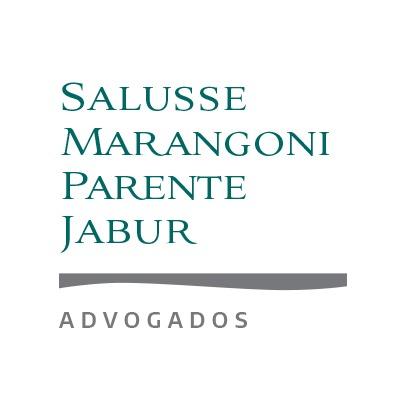 the Salusse, Marangoni, Parente E Jabur Advogados logo.