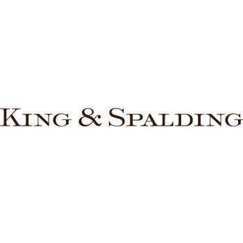 the King & Spalding logo.