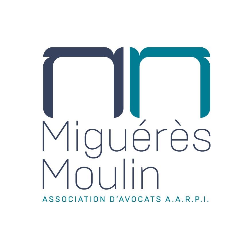 the Miguérès Moulin logo.