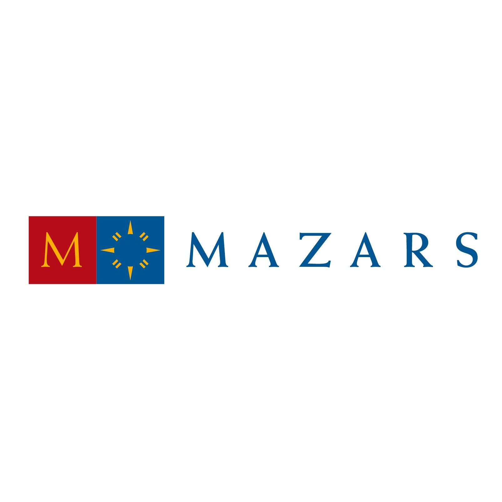 the Mazars logo.