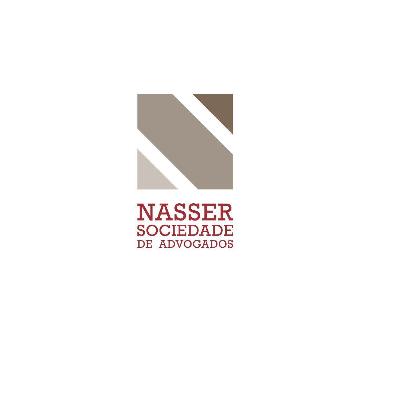 the Nasser Sociedade de Advogados logo.