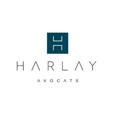 the Harlay Avocats logo.