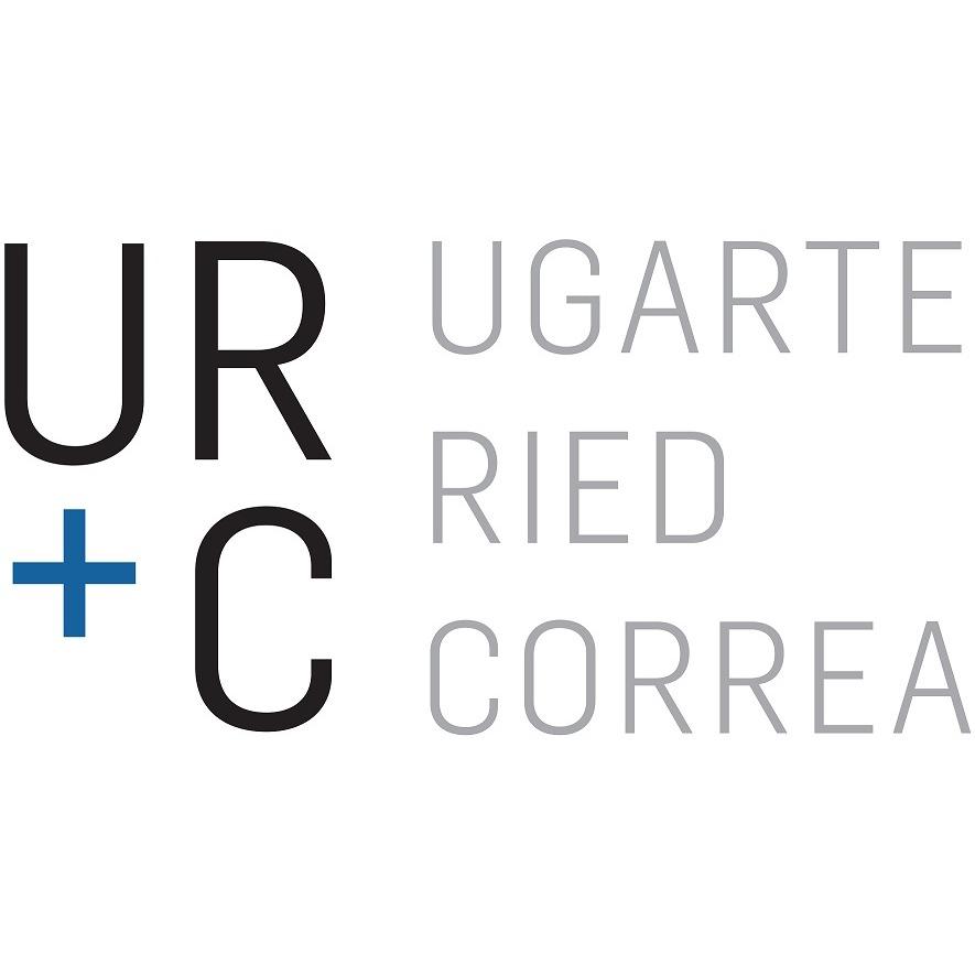 the Ugarte & Correa logo.