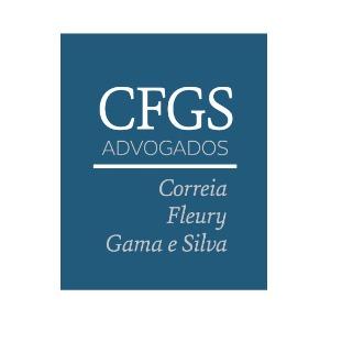 the Correia, Fleury, Gama E Silva Advogados logo.