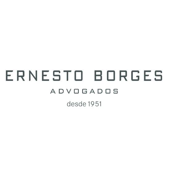 the Ernesto Borges Advogados logo.