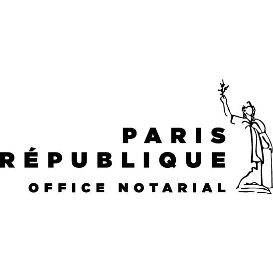 the Office Notarial Paris République logo.
