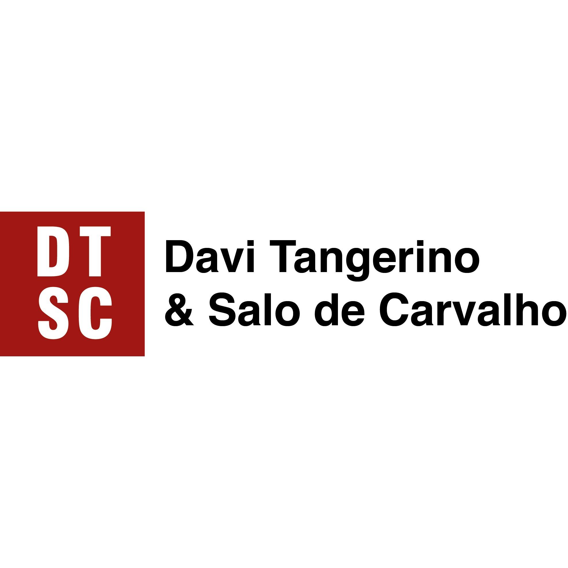 the Davi Tangerino e Salo de Carvalho Advogados logo.