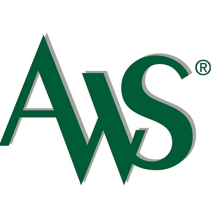 the AWS logo.