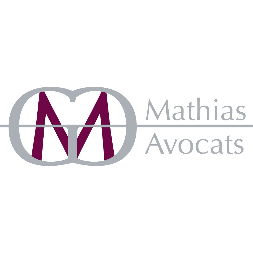 the Mathias Avocats logo.