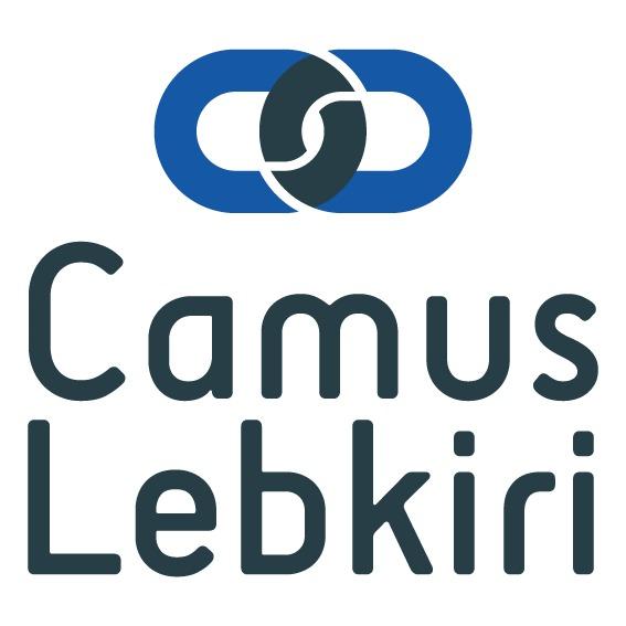 the CAMUS LEBKIRI logo.
